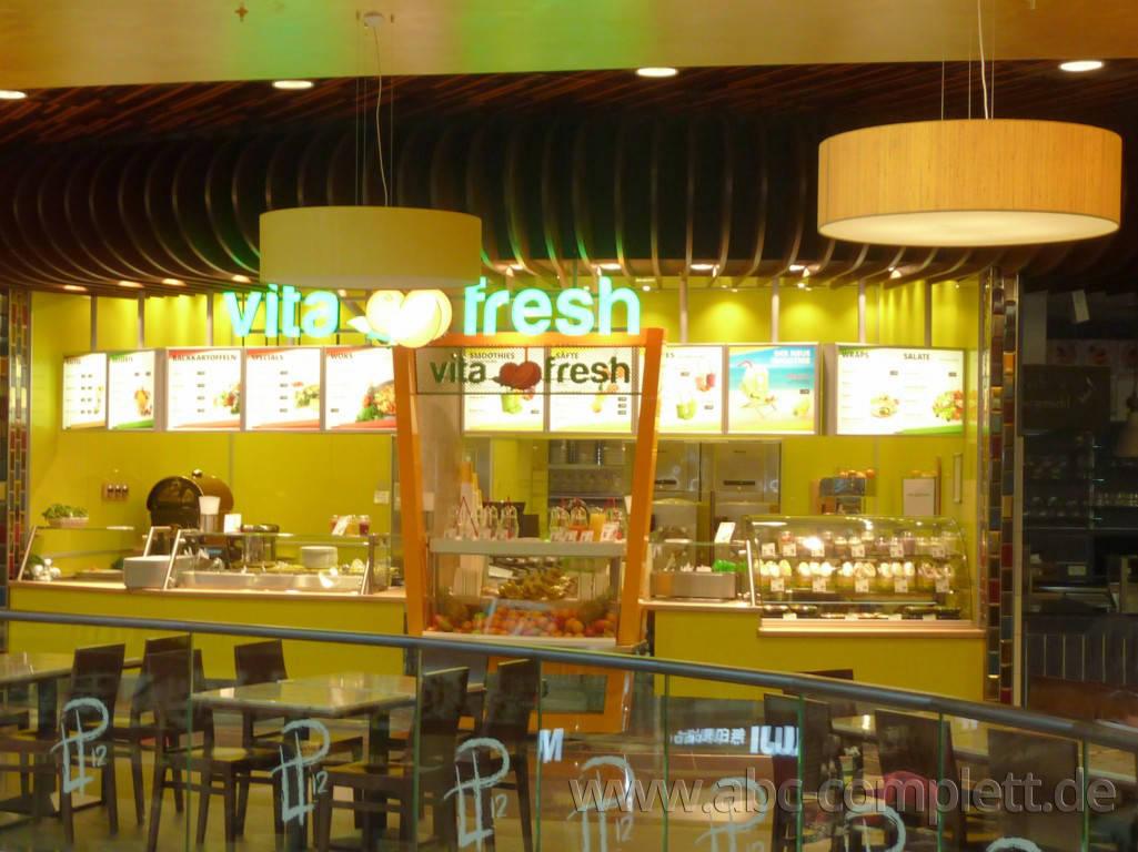 Ansicht des Geschäfts: Vita Fresh, Mall Of Berlin / Leipziger Platz 12, Berlin / Mitte, Foto 3