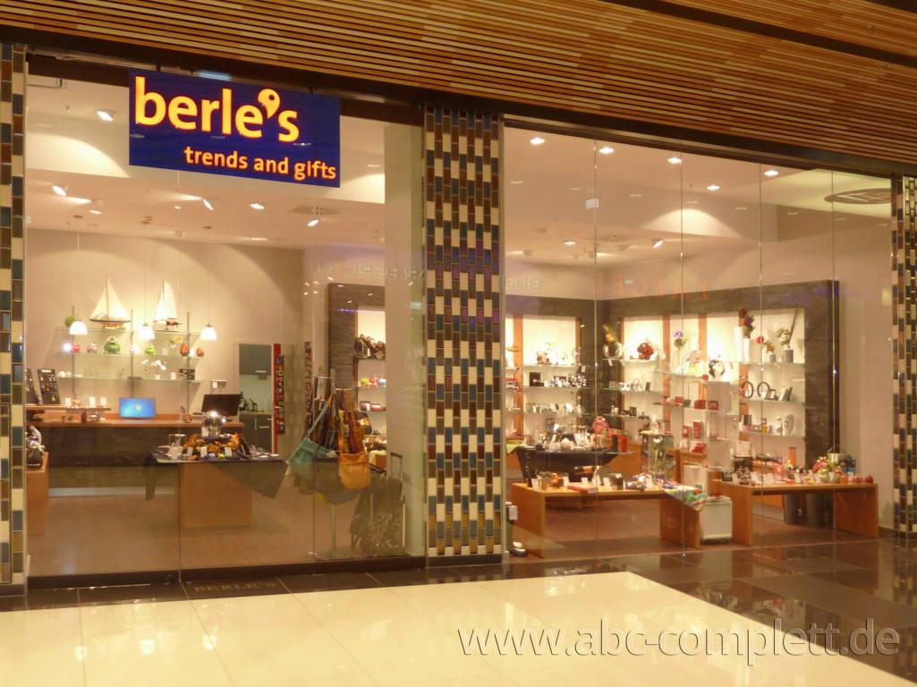 Ansicht des Geschäfts: Berles Gift & Trends, Mall Of Berlin / Leipziger Platz 12, Berlin / Mitte, Foto 1