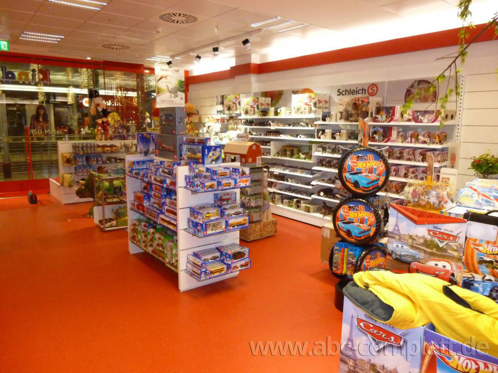 Ansicht des Geschäfts: Kinderparadies, Hallen am Borsigturm, Berlin / Reinickendorf, Foto 2