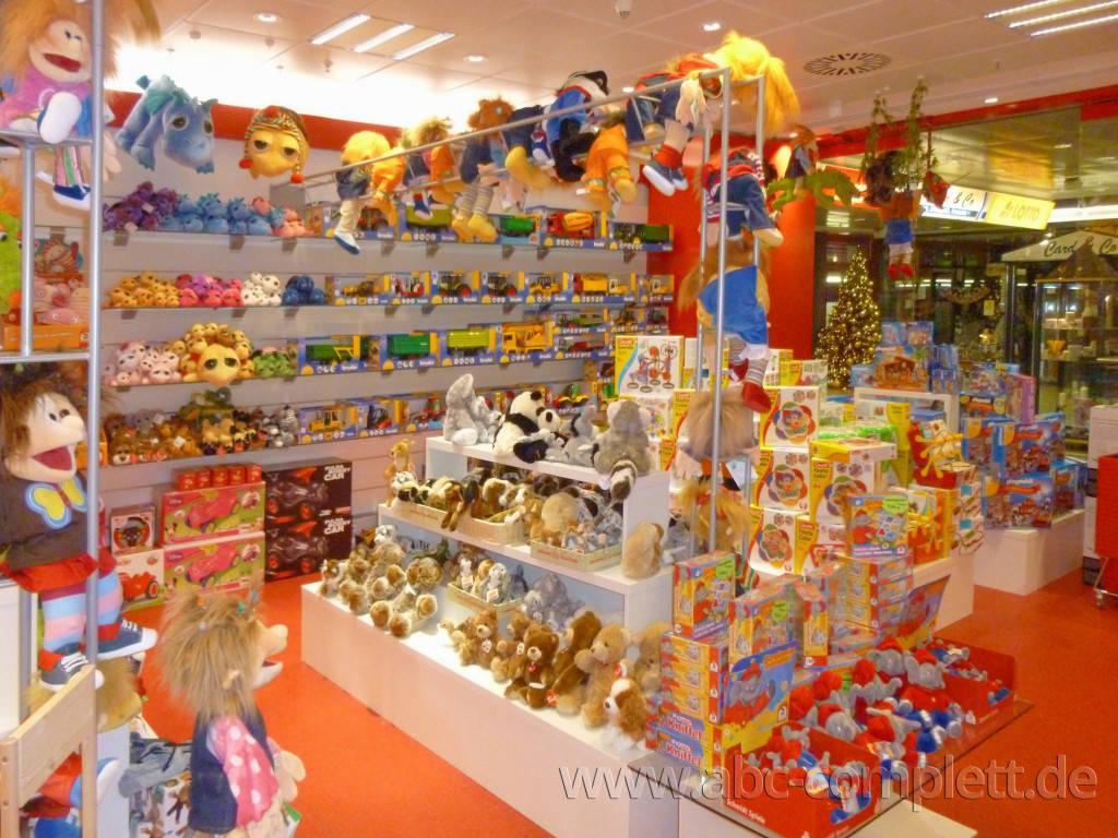 Ansicht des Geschäfts: Kinderparadies, Hallen am Borsigturm, Berlin / Reinickendorf, Foto 4