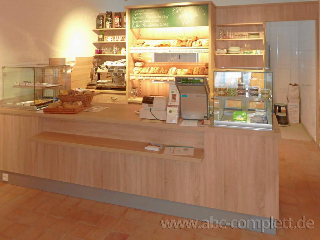 Ansicht des Geschäfts: Bäckerei Vollkern, Hofladen / Hofcafe, Brandenburg / Rohrlack, Foto 1