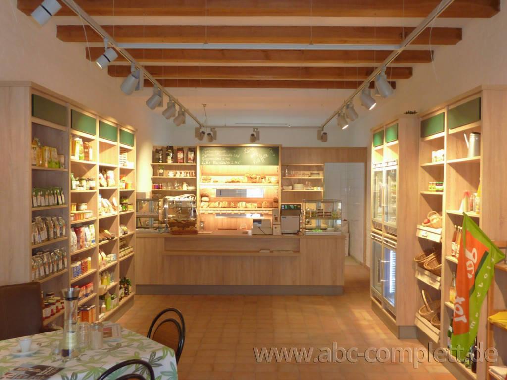 Ansicht des Geschäfts: Bäckerei Vollkern, Hofladen / Hofcafe, Brandenburg / Rohrlack, Foto 3