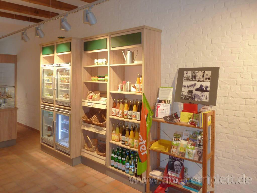 Ansicht des Geschäfts: Bäckerei Vollkern, Hofladen / Hofcafe, Brandenburg / Rohrlack, Foto 4