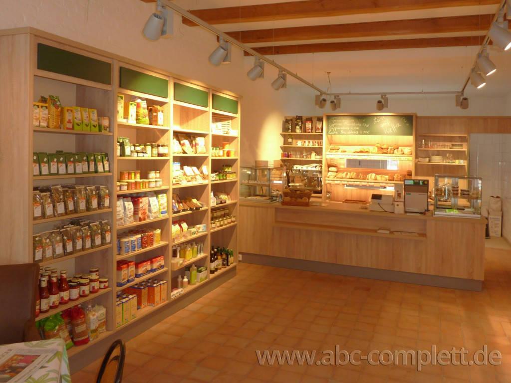 Ansicht des Geschäfts: Bäckerei Vollkern, Hofladen / Hofcafe, Brandenburg / Rohrlack, Foto 5
