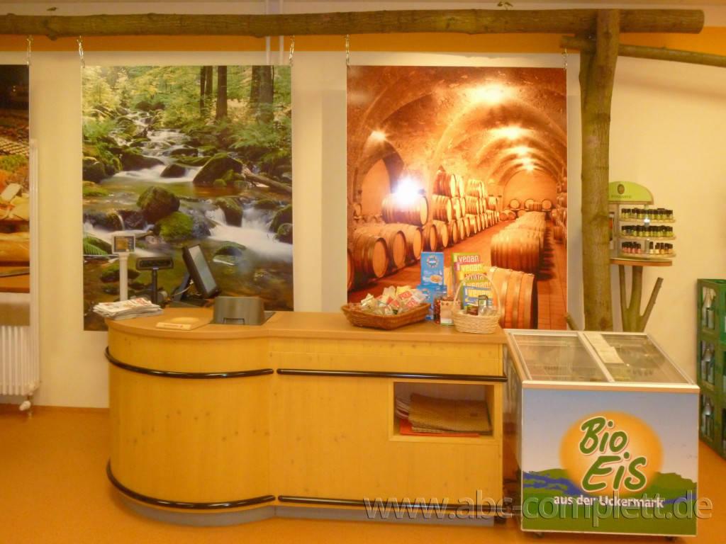 Ansicht des Geschäfts: Globus Naturkost, Eberswalde, Foto 4
