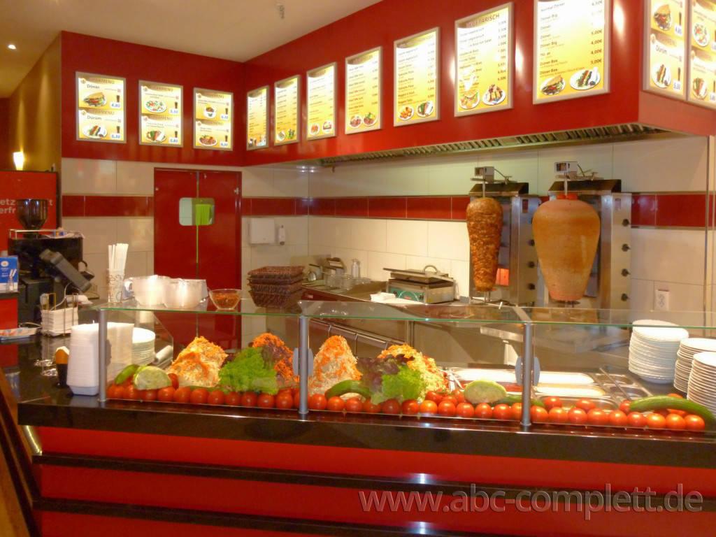 Ansicht des Geschäfts: Saray Grill, A 10 Center, Wildau, Foto 1