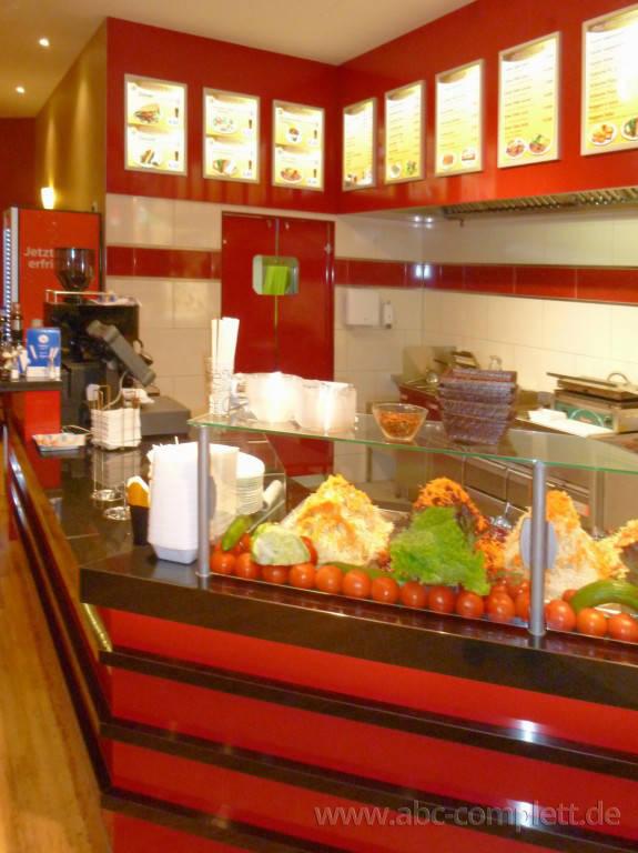 Ansicht des Geschäfts: Saray Grill, A 10 Center, Wildau, Foto 4