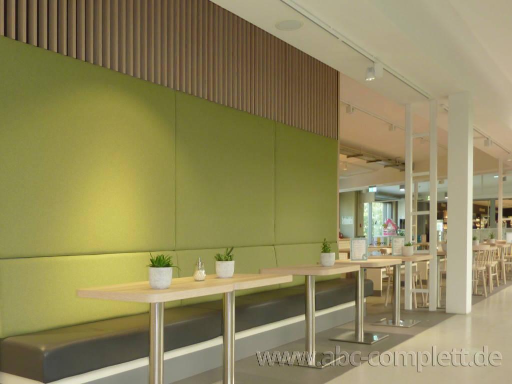 Ansicht des Geschäfts: Goodies* im Veganz, * Coffee & healthy food, Berlin / Marheineke Markthalle, Foto 3