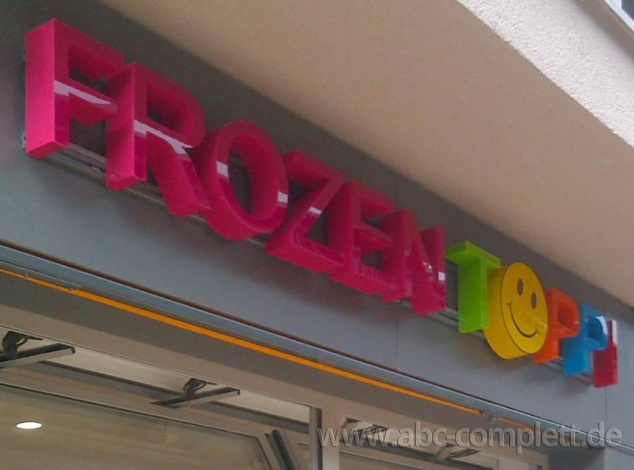 Ansicht des Geschäfts: Frozen Toppi, Berlin / Mitte, Foto 1