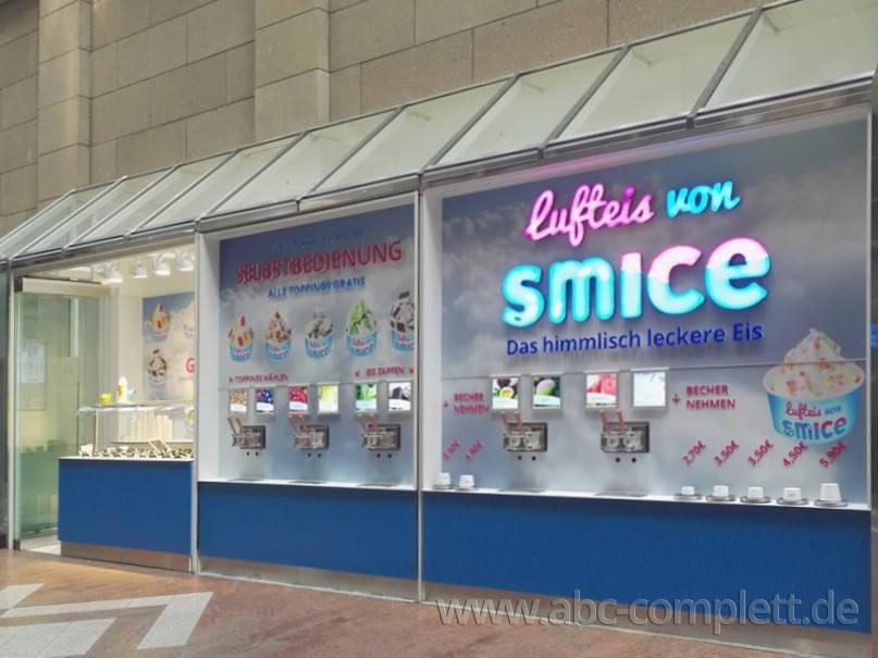Ansicht des Geschäfts: Smice, Köln / Neumarkt Passage, Foto 2