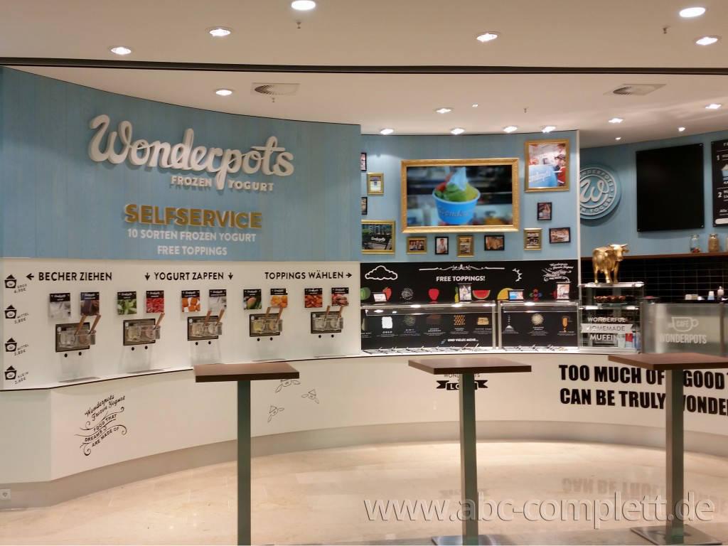 Ansicht des Geschäfts: Wonderpots, Spandau Arcaden, Berlin / Spandau, Foto 1