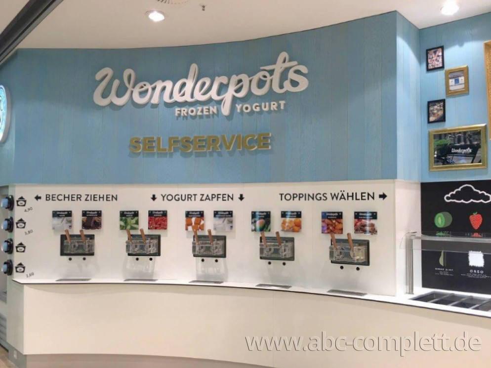 Ansicht des Geschäfts: Wonderpots, Spandau Arcaden, Berlin / Spandau, Foto 3