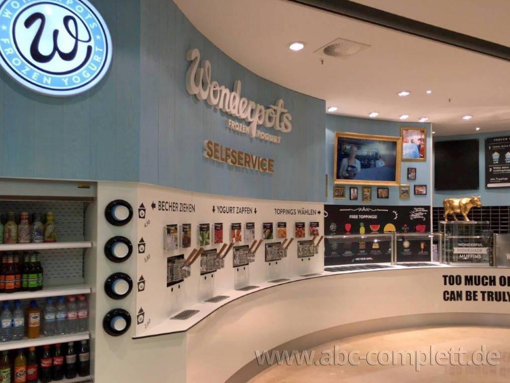 Ansicht des Geschäfts: Wonderpots, Spandau Arcaden, Berlin / Spandau, Foto 4