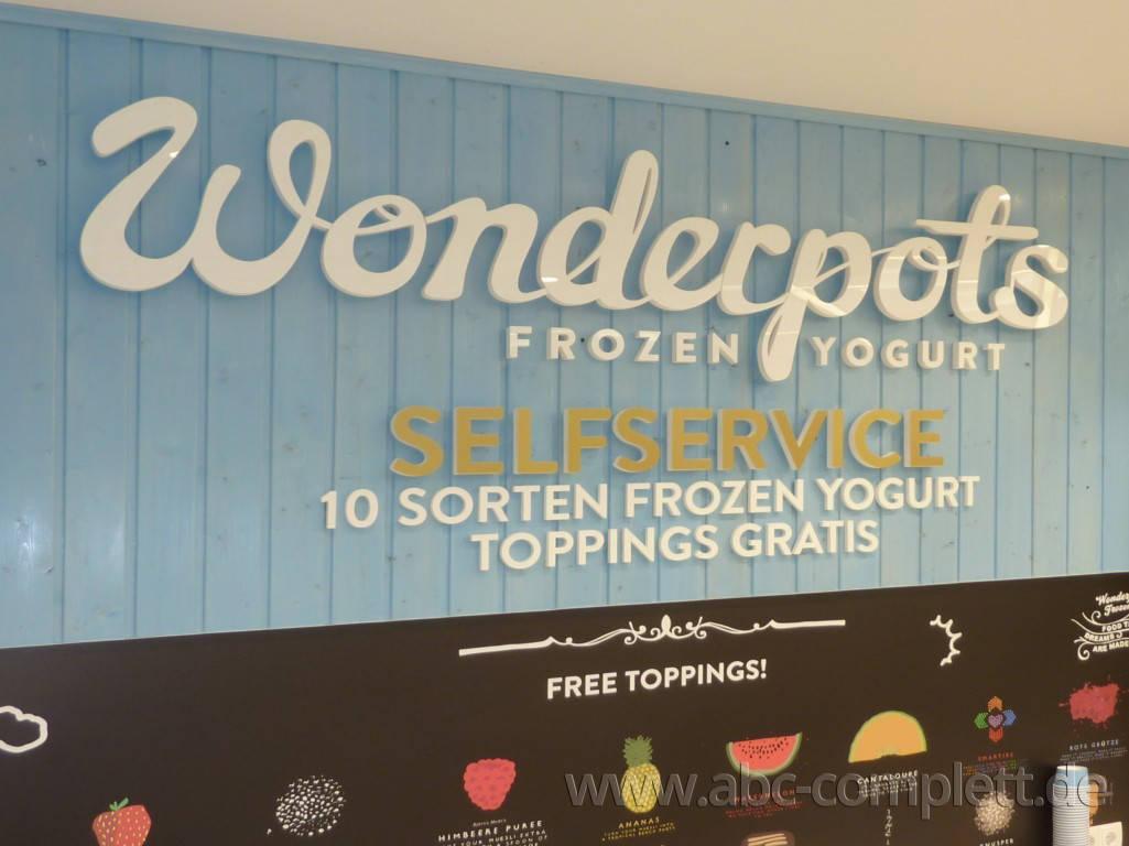 Ansicht des Geschäfts: Wonderpots, Gropius Passagen, Berlin / Neukölln, Foto 2