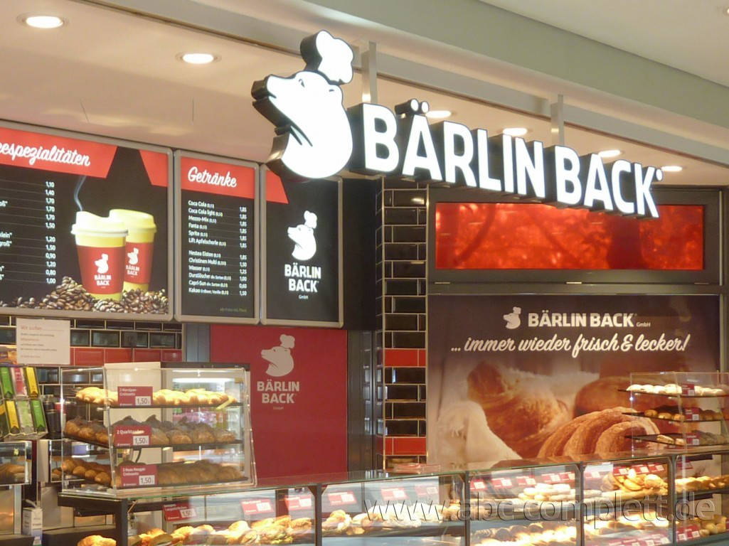 Ansicht des Geschäfts: Bärlin Back, Gropius Passagen - Design by conceptsmedia.de, Berlin / Neukölln, Foto 5
