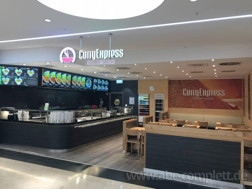 Ansicht des Geschäfts: Curry Express, Flensburg Galerie, Flensburg, Foto 2