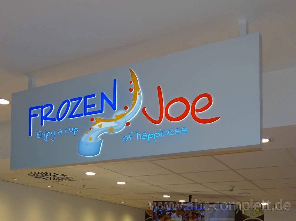 Ansicht des Geschäfts: Frozen Joe, Frozen Yogurt in Selbstbedienung, Berlin / Ring Center II, Foto 3