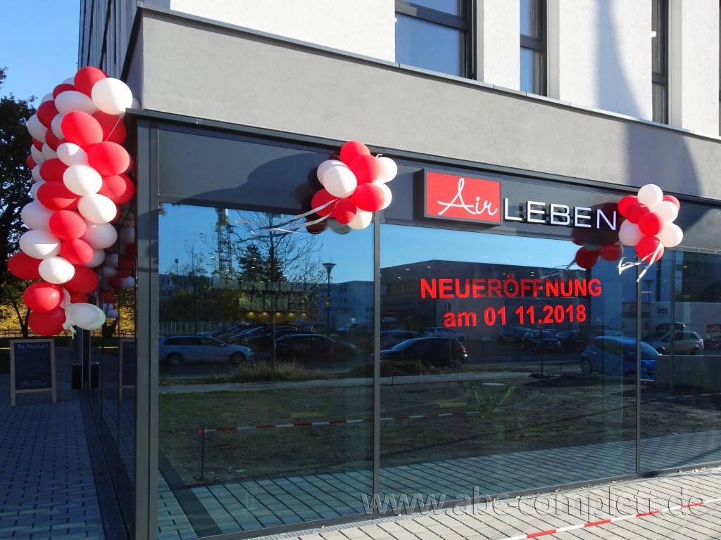 Ansicht des Geschäfts: AIRleben, Wissenschaftsstadt Adlershof, Berlin / Treptow, Foto 12