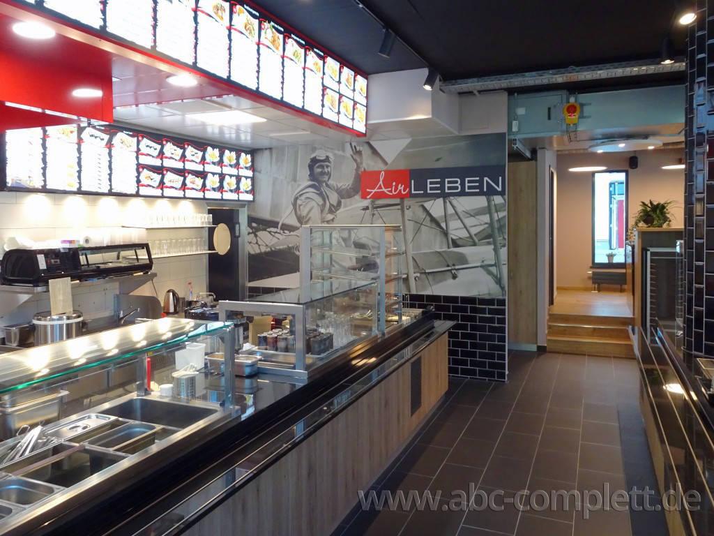 Ansicht des Geschäfts: AIRleben, Wissenschaftsstadt Adlershof, Berlin / Treptow, Foto 1