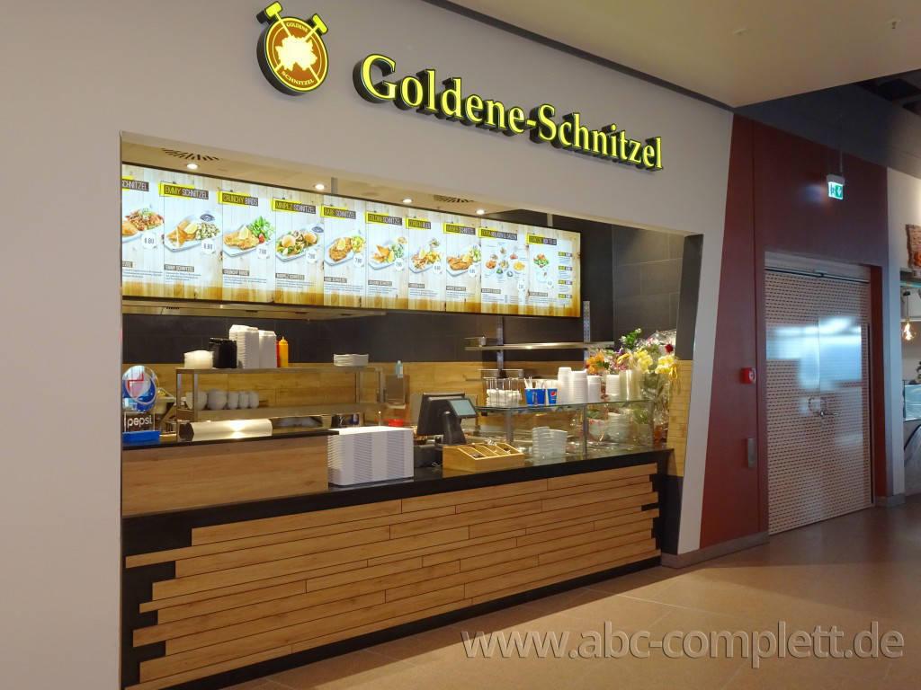 Ansicht des Geschäfts: Goldene Schnitzel, East Side Mall, Berlin / Friedrichshain, Foto 4