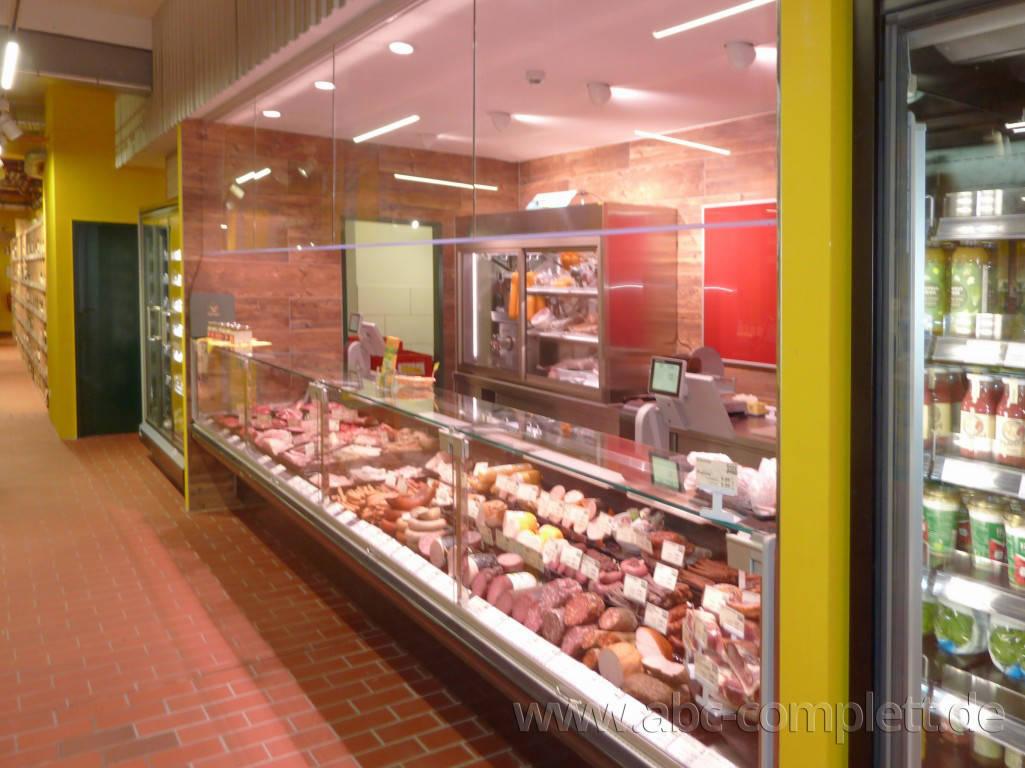 Ansicht des Geschäfts: LPG Biomarkt, lt. Referenzliste Bio Supermarkt, Berlin / diverse, Foto 11
