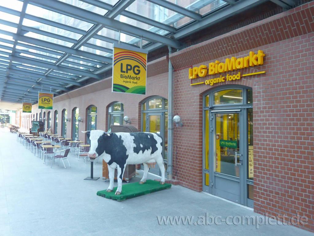 Ansicht des Geschäfts: LPG Biomarkt, lt. Referenzliste Bio Supermarkt, Berlin / diverse, Foto 2