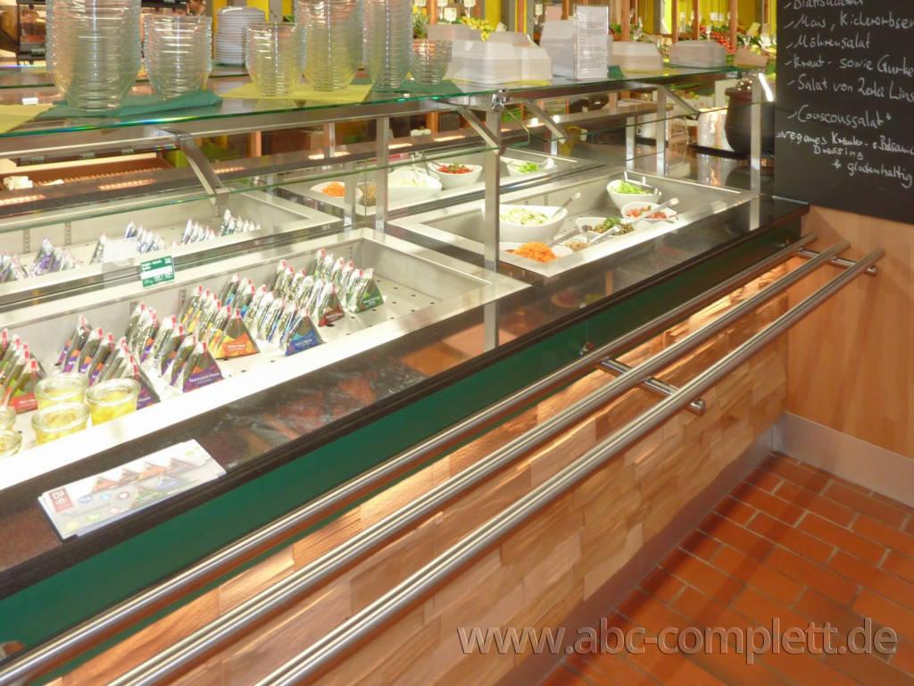Ansicht des Geschäfts: LPG Biomarkt, lt. Referenzliste Bio Supermarkt, Berlin / diverse, Foto 4
