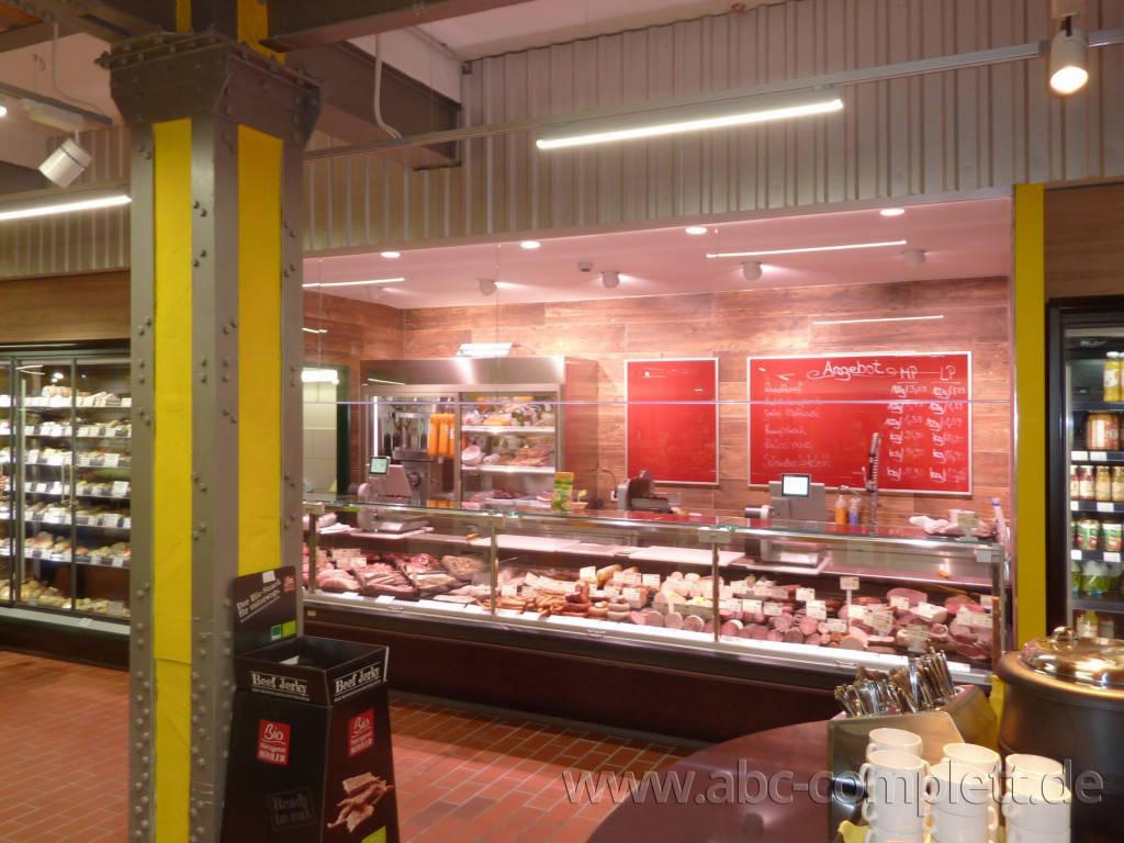 Ansicht des Geschäfts: LPG Biomarkt, lt. Referenzliste Bio Supermarkt, Berlin / diverse, Foto 5