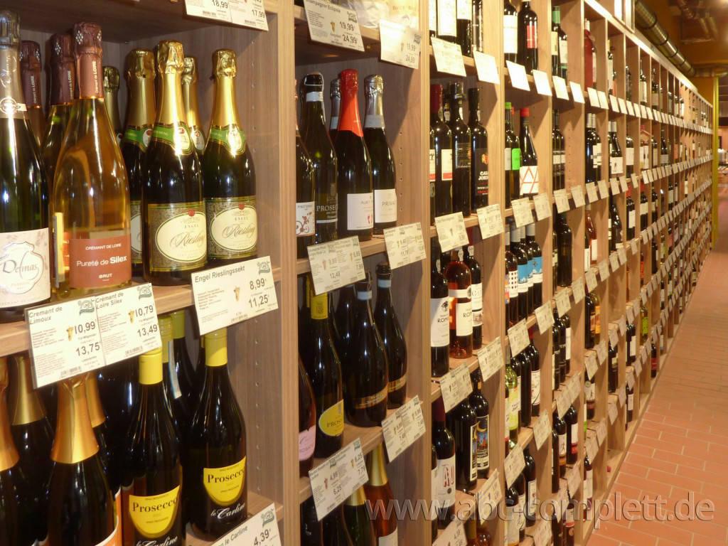 Ansicht des Geschäfts: LPG Biomarkt, lt. Referenzliste Bio Supermarkt, Berlin / diverse, Foto 6