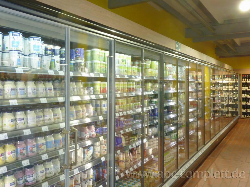 Ansicht des Geschäfts: LPG Biomarkt, lt. Referenzliste Bio Supermarkt, Berlin / diverse, Foto 7