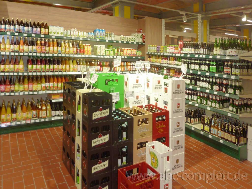 Ansicht des Geschäfts: LPG Biomarkt, lt. Referenzliste Bio Supermarkt, Berlin / diverse, Foto 8
