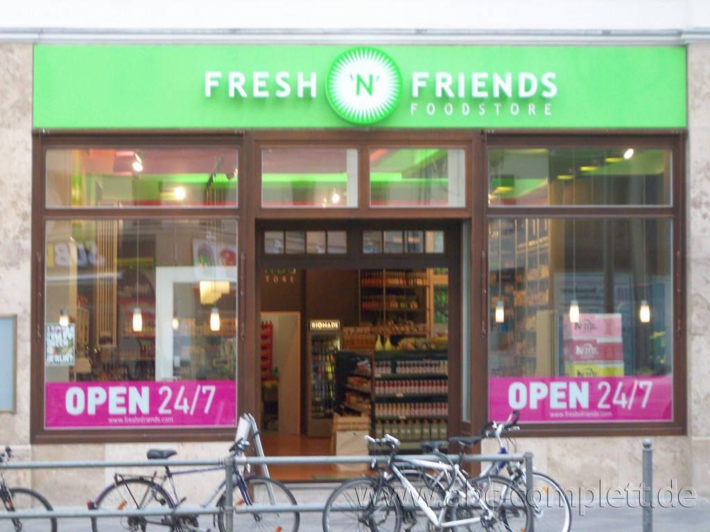 Ansicht des Geschäfts: Fresh N Friends, Berlin / Mitte, Foto 1