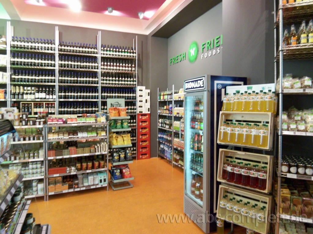 Ansicht des Geschäfts: Fresh N Friends, Berlin / Mitte, Foto 5