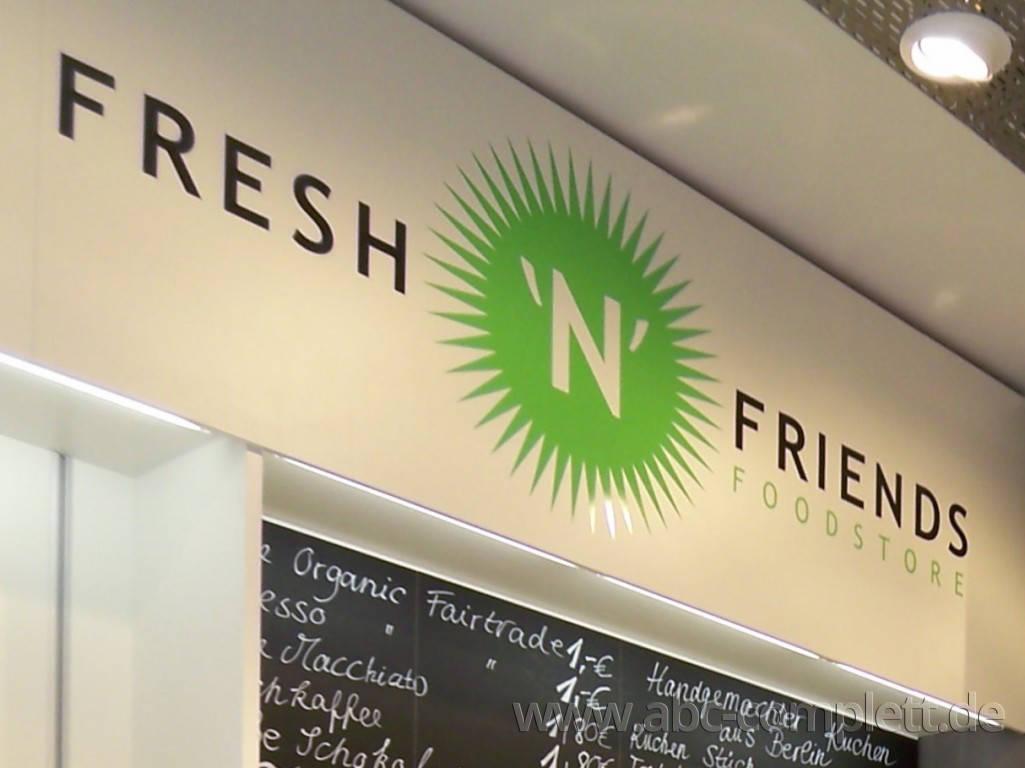 Ansicht des Geschäfts: Fresh N Friends, Berlin / Wilmersdorf, Foto 2