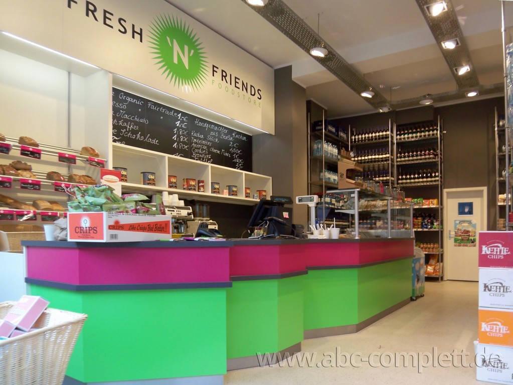Ansicht des Geschäfts: Fresh N Friends, Berlin / Wilmersdorf, Foto 3