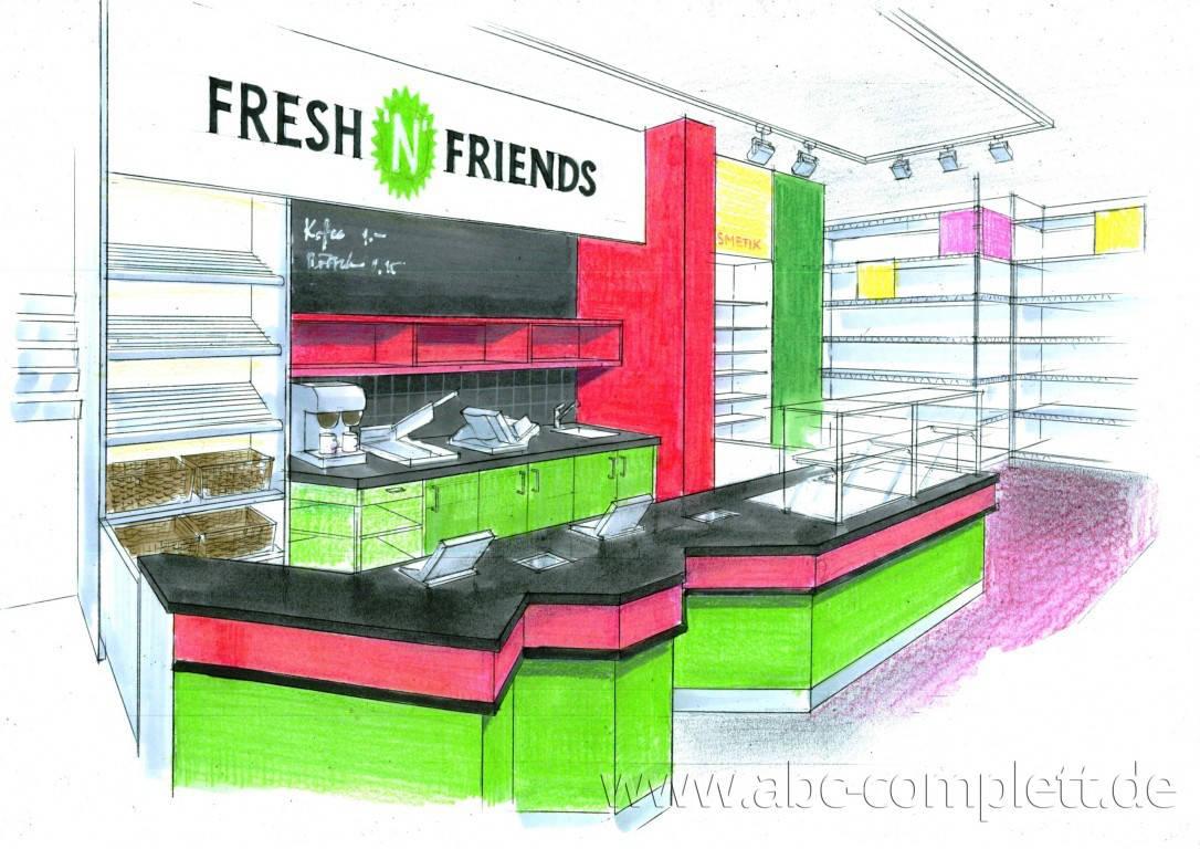 Ansicht des Geschäfts: Fresh N Friends, Berlin / Wilmersdorf, Foto 4