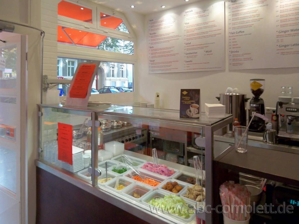 Ansicht des Geschäfts: RNBS, Organic Coffee, Berlin / Schöneberg, Foto 5