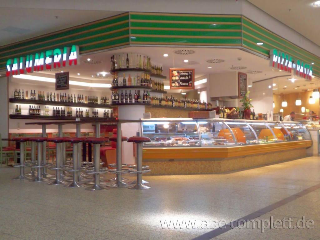 Ansicht des Geschäfts: Pizza Pasta Salumeria, Potsdamer Platz Arcaden, Berlin / Tiergarten, Foto 1