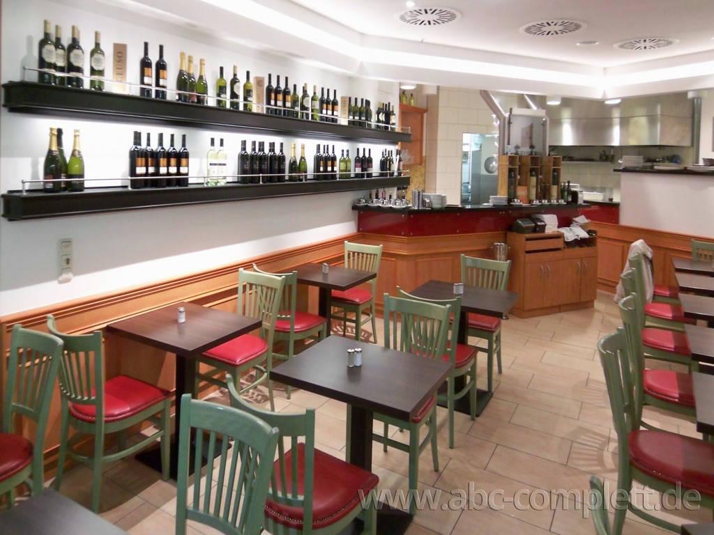 Ansicht des Geschäfts: Pizza Pasta Salumeria, Potsdamer Platz Arcaden, Berlin / Tiergarten, Foto 2