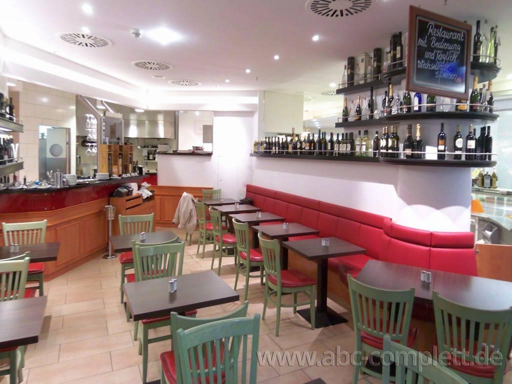 Ansicht des Geschäfts: Pizza Pasta Salumeria, Potsdamer Platz Arcaden, Berlin / Tiergarten, Foto 3