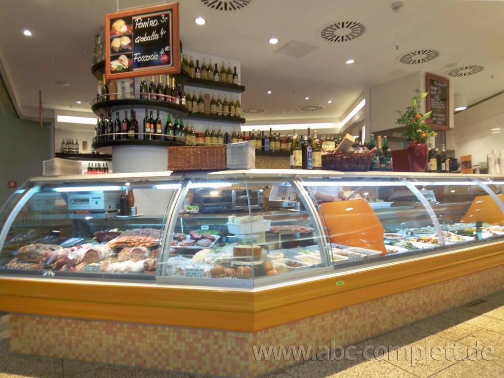 Ansicht des Geschäfts: Pizza Pasta Salumeria, Potsdamer Platz Arcaden, Berlin / Tiergarten, Foto 4