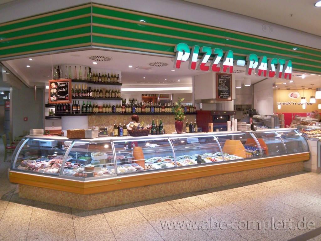 Ansicht des Geschäfts: Pizza Pasta Salumeria, Potsdamer Platz Arcaden, Berlin / Tiergarten, Foto 6