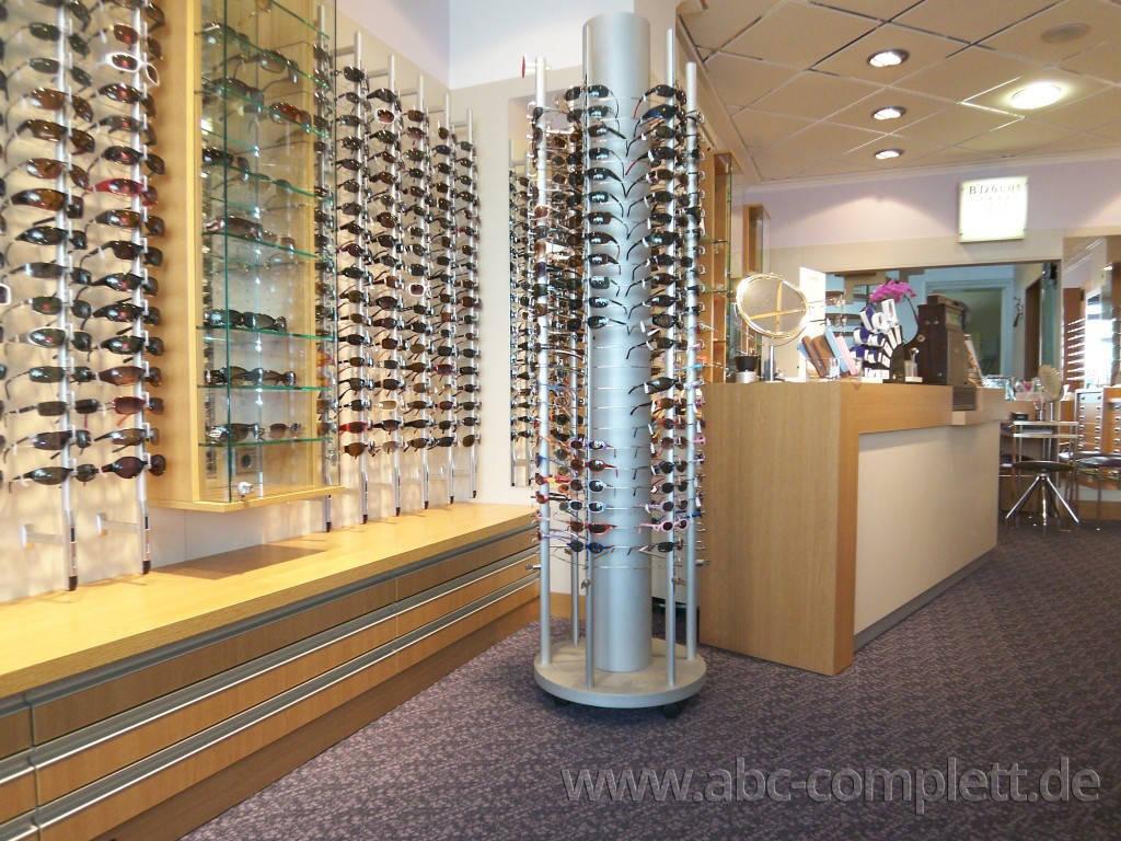 Ansicht des Geschäfts: Augenoptik Schauss, Inhaber W. Dehmel, Potsdam, Foto 3