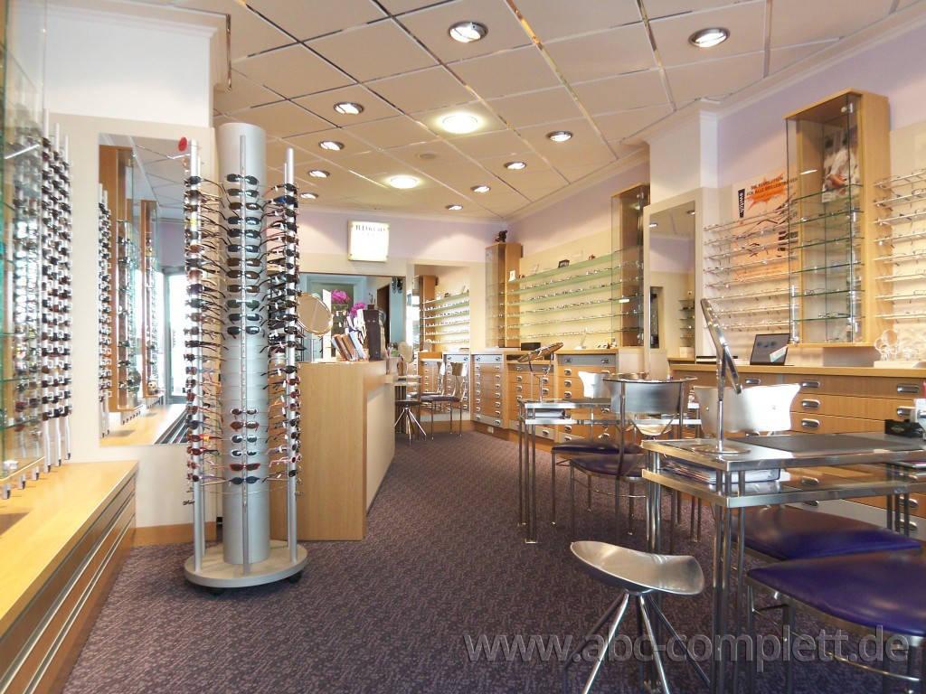 Ansicht des Geschäfts: Augenoptik Schauss, Inhaber W. Dehmel, Potsdam, Foto 4