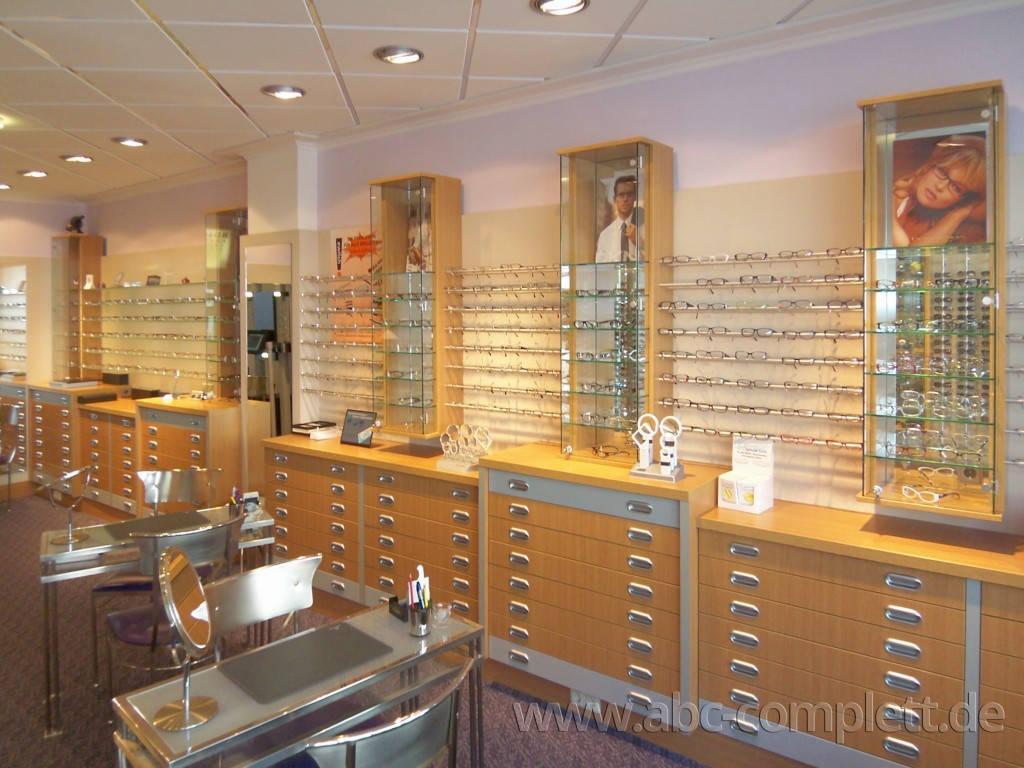 Ansicht des Geschäfts: Augenoptik Schauss, Inhaber W. Dehmel, Potsdam, Foto 6