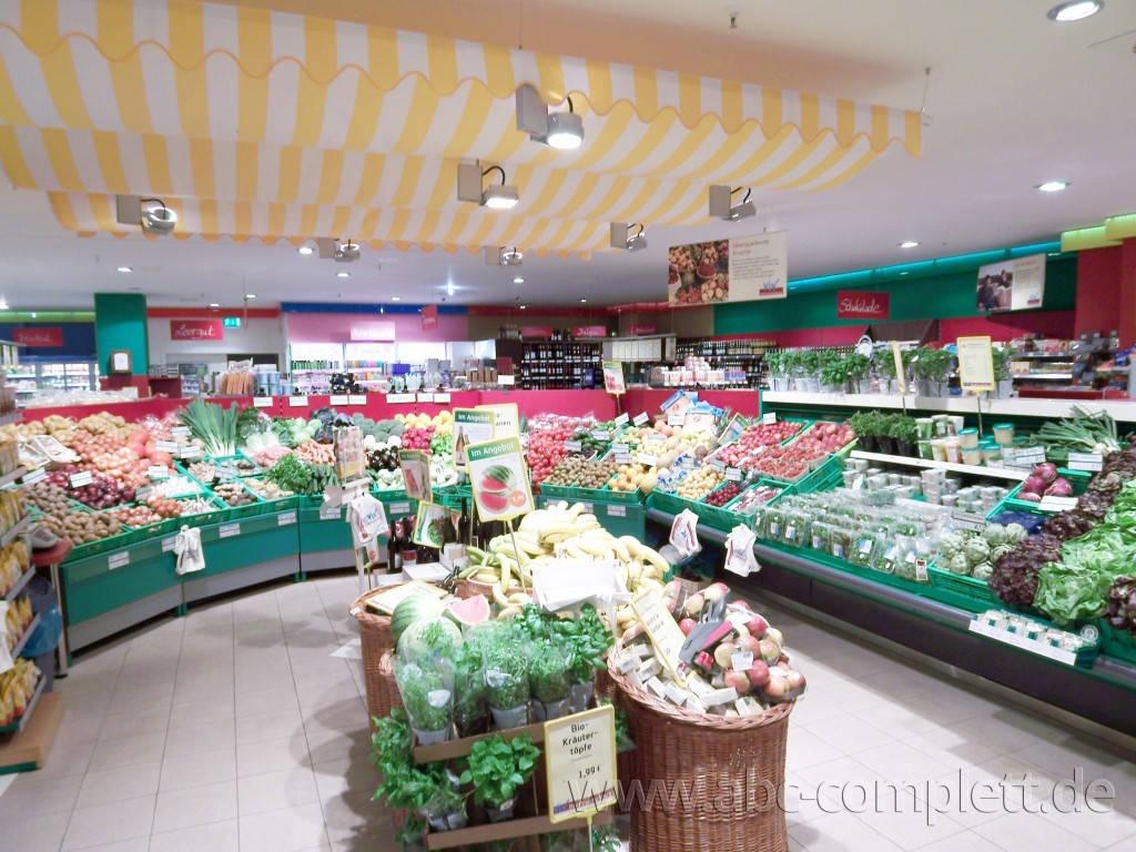 Ansicht des Geschäfts: ViV BioFrischeMarkt, Schönhauser Allee Arcaden, Berlin / Prenzlauer Berg, Foto 4