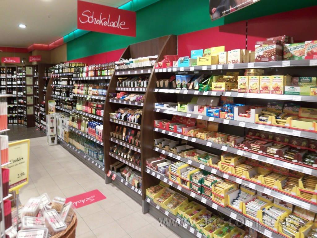 Ansicht des Geschäfts: ViV BioFrischeMarkt, Schönhauser Allee Arcaden, Berlin / Prenzlauer Berg, Foto 5