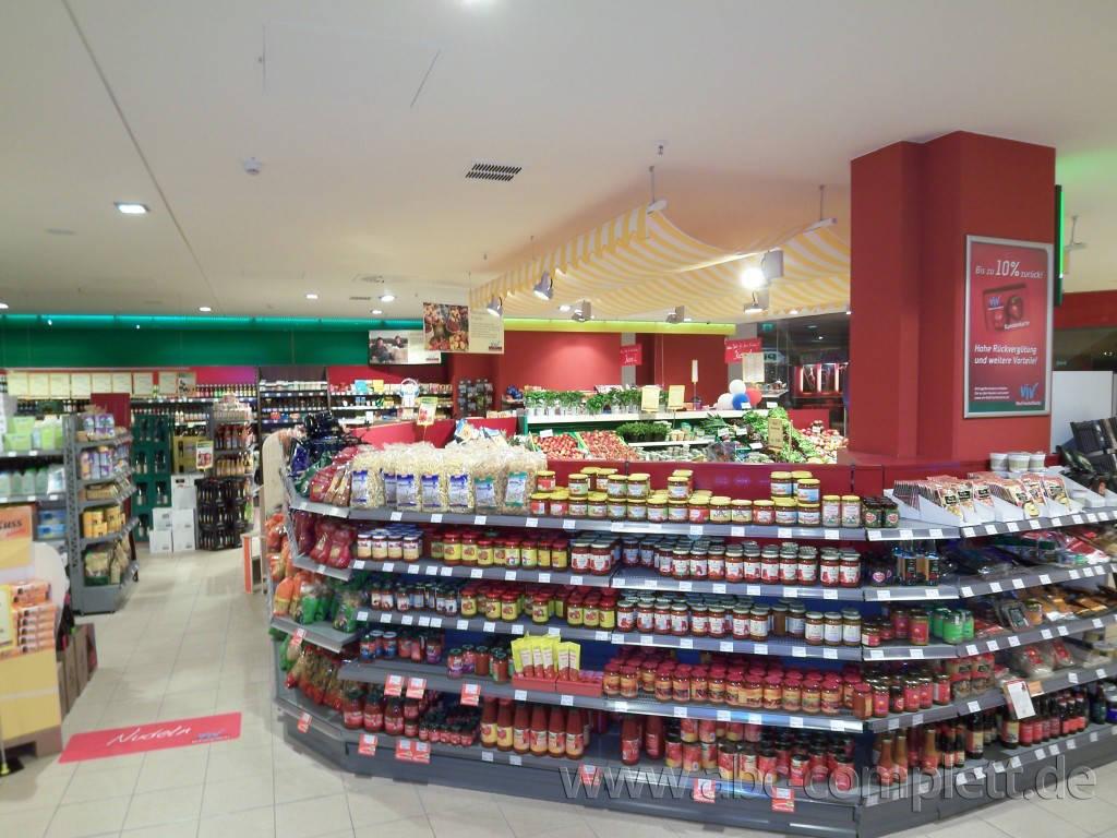 Ansicht des Geschäfts: ViV BioFrischeMarkt, Schönhauser Allee Arcaden, Berlin / Prenzlauer Berg, Foto 7