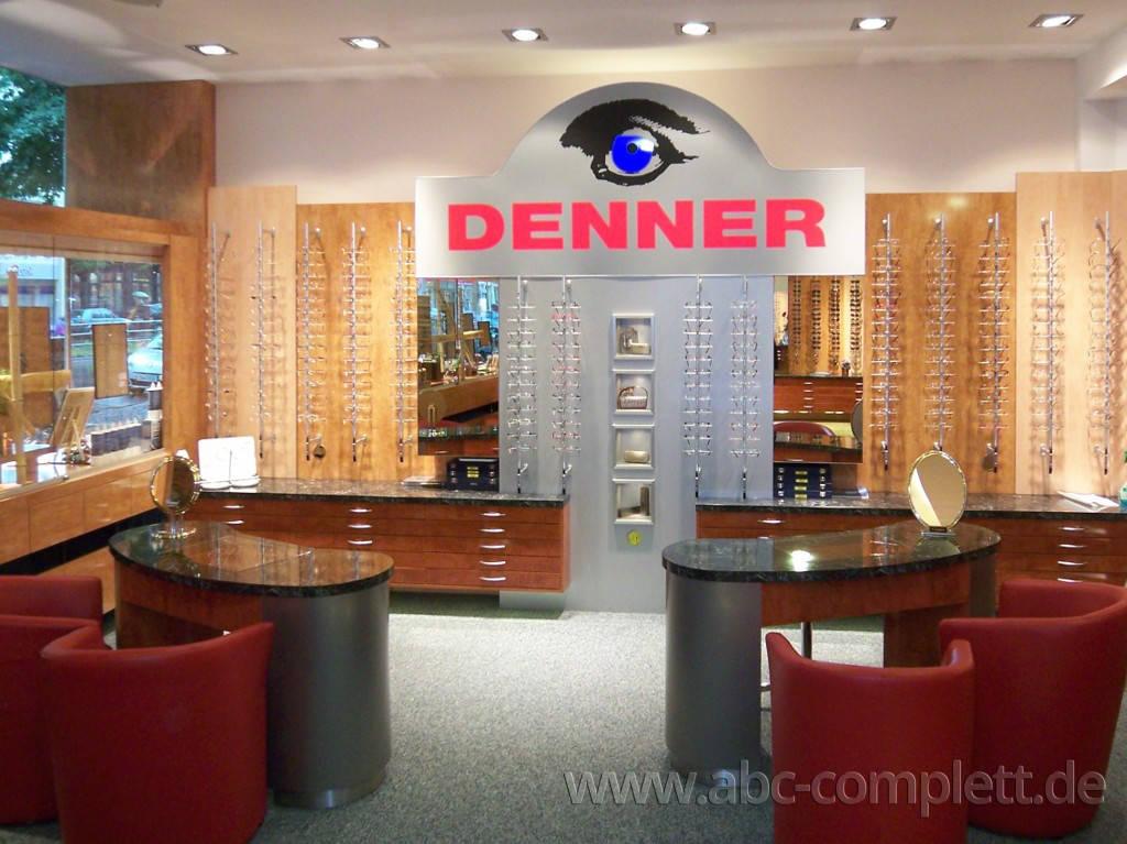 Ansicht des Geschäfts: Optiker Denner, Berlin / Zehlendorf, Foto 1
