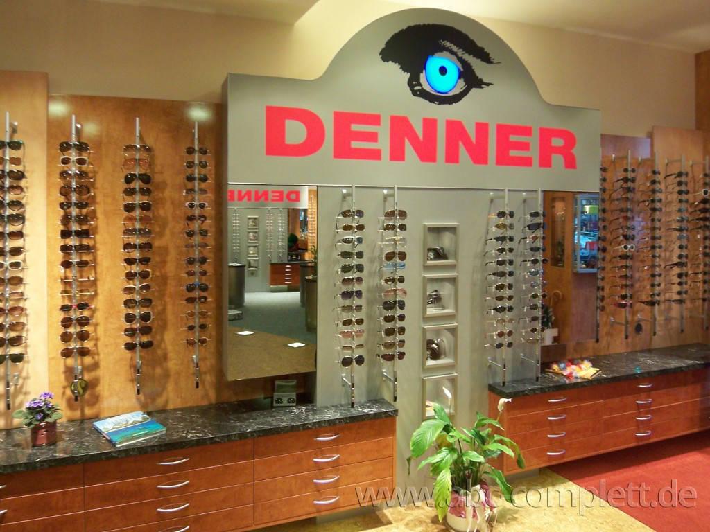 Ansicht des Geschäfts: Optiker Denner, Berlin / Zehlendorf, Foto 5
